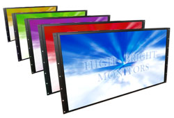 High-Bright Monitors