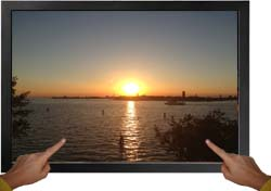 "32"" Multitouch PC Panel PC"