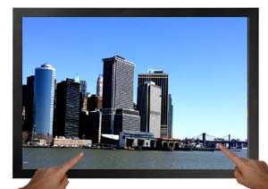 "42"" Multitouch PC Panel PC"